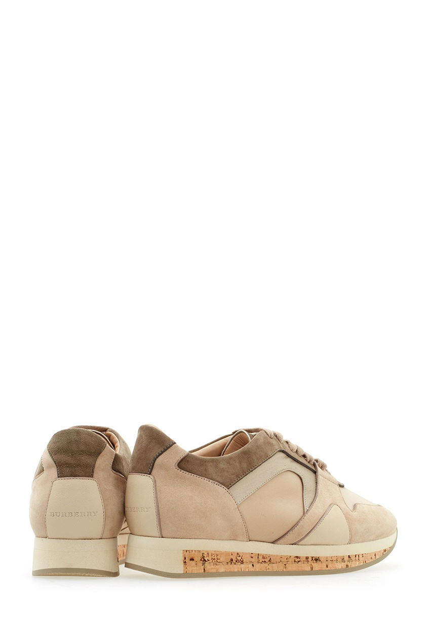 Burberry ������� ��������� The Field Sneaker