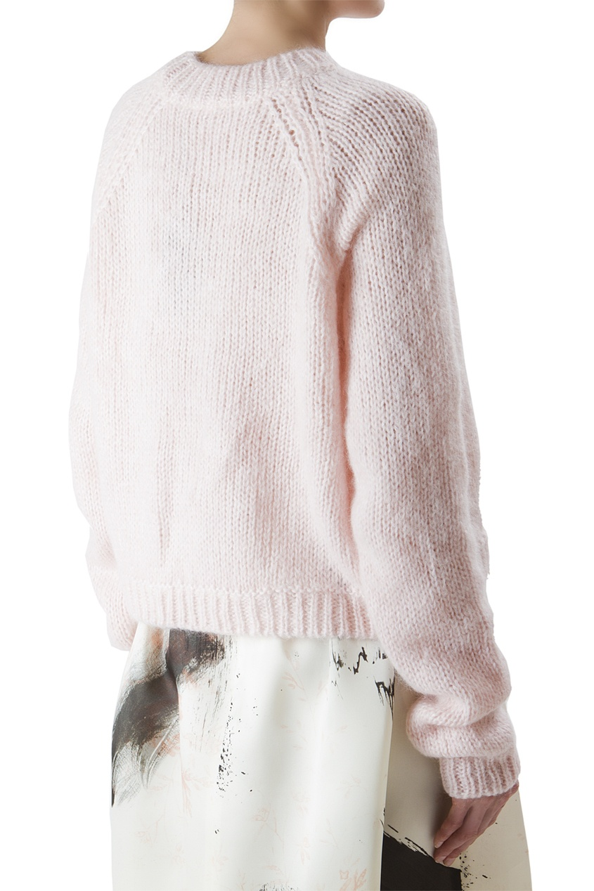 Пуловер Из Ангоры Купить Доставка